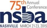 NSBA announces schedule of keynote and major session speakers for ots 2015 conference in Nashville, TN