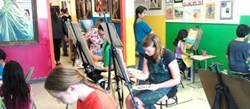 Groups schedule four regional Academies for Arts Integration week-long teacher training opportunities in July