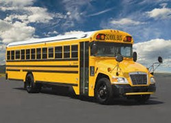 School buses are among the eligible vehicles for the 2014 National Clean Diesel Funding Assistance Program