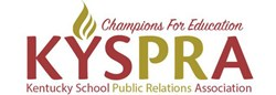 Congratulations to Kentucky School Public Relations Association for pair of national recognitions for services