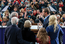 Beshear swearing in