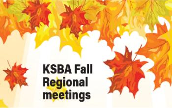 Fall Regional Meetings