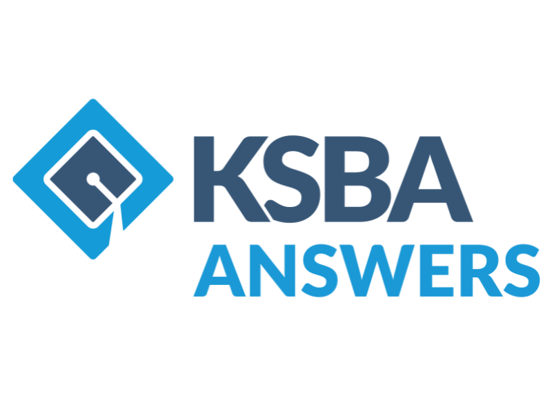 KSBA Answers