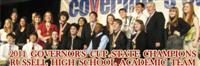 2011 Governor's Cup results - Kentucky's top K-12 academic honors