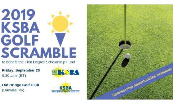 2019 KSBA Golf Scramble