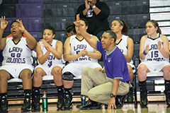 """Faulkner said coaching benefits him as superintendent. """"I think the fact people see you in a different role is great. The fact community members know you as Coach helps with kids, especially when you coached their kids. I love knowing I can impact a kid to not only become a great player but also a positive, productive member in society. There are so many life's lessons I get to teach these young kids,"""" he said."""