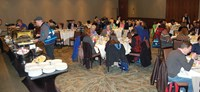 Kentuckians turned out in force for a KSBA first – a Sunday morning breakfast co-sponsored by three Kentucky firms.