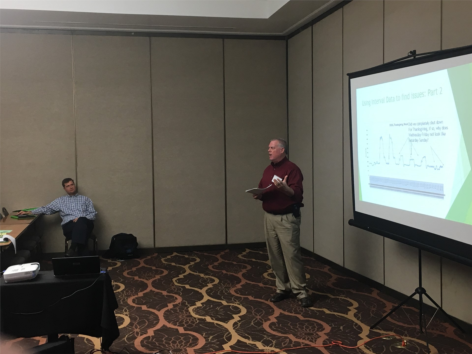 Operational Savings Breakout Session