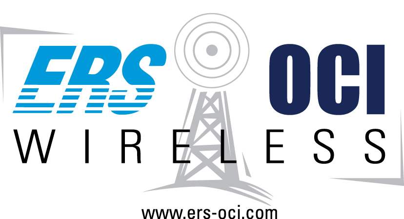 ERS-OCI Wireless text logo