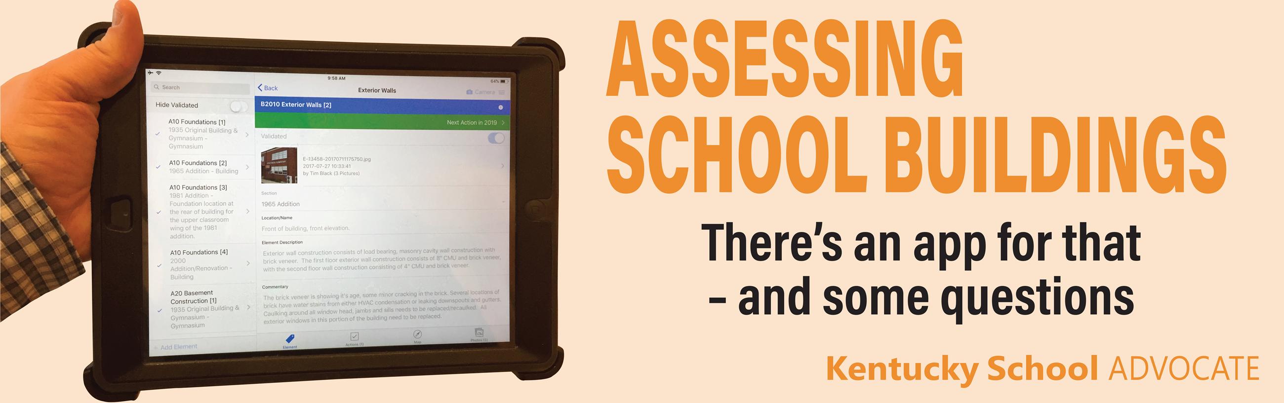 Facilities assessments