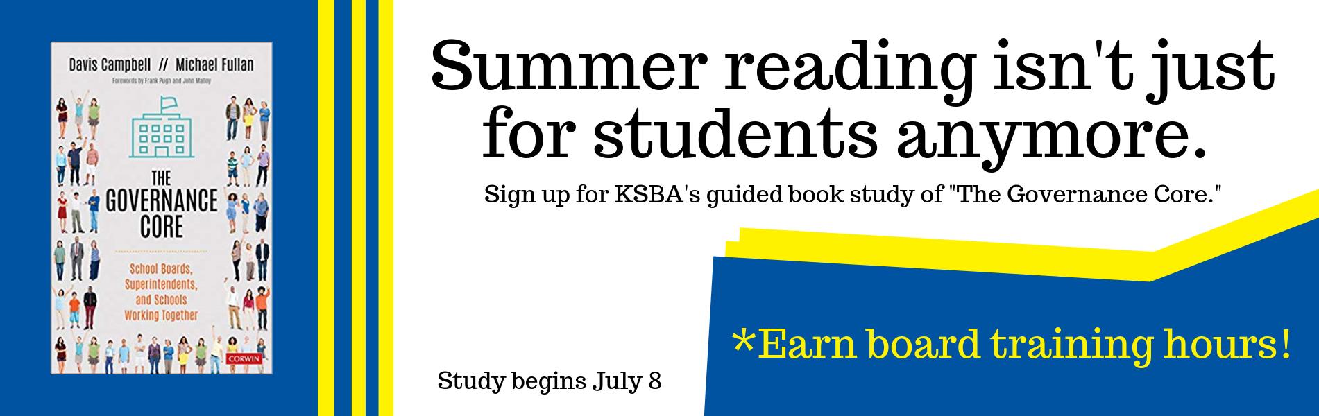 KSBA book study