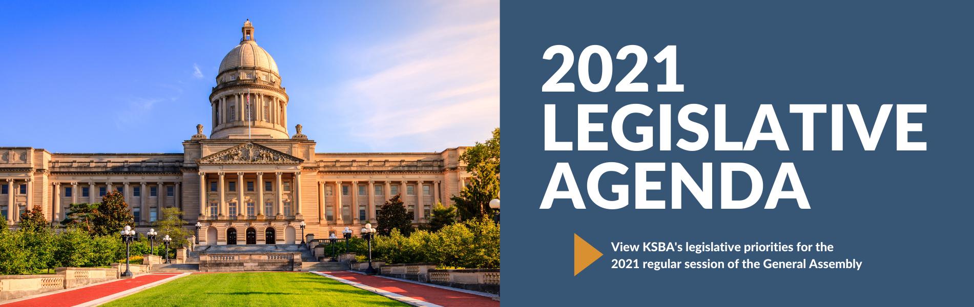 KSBA's 2020 Legislative Agenda