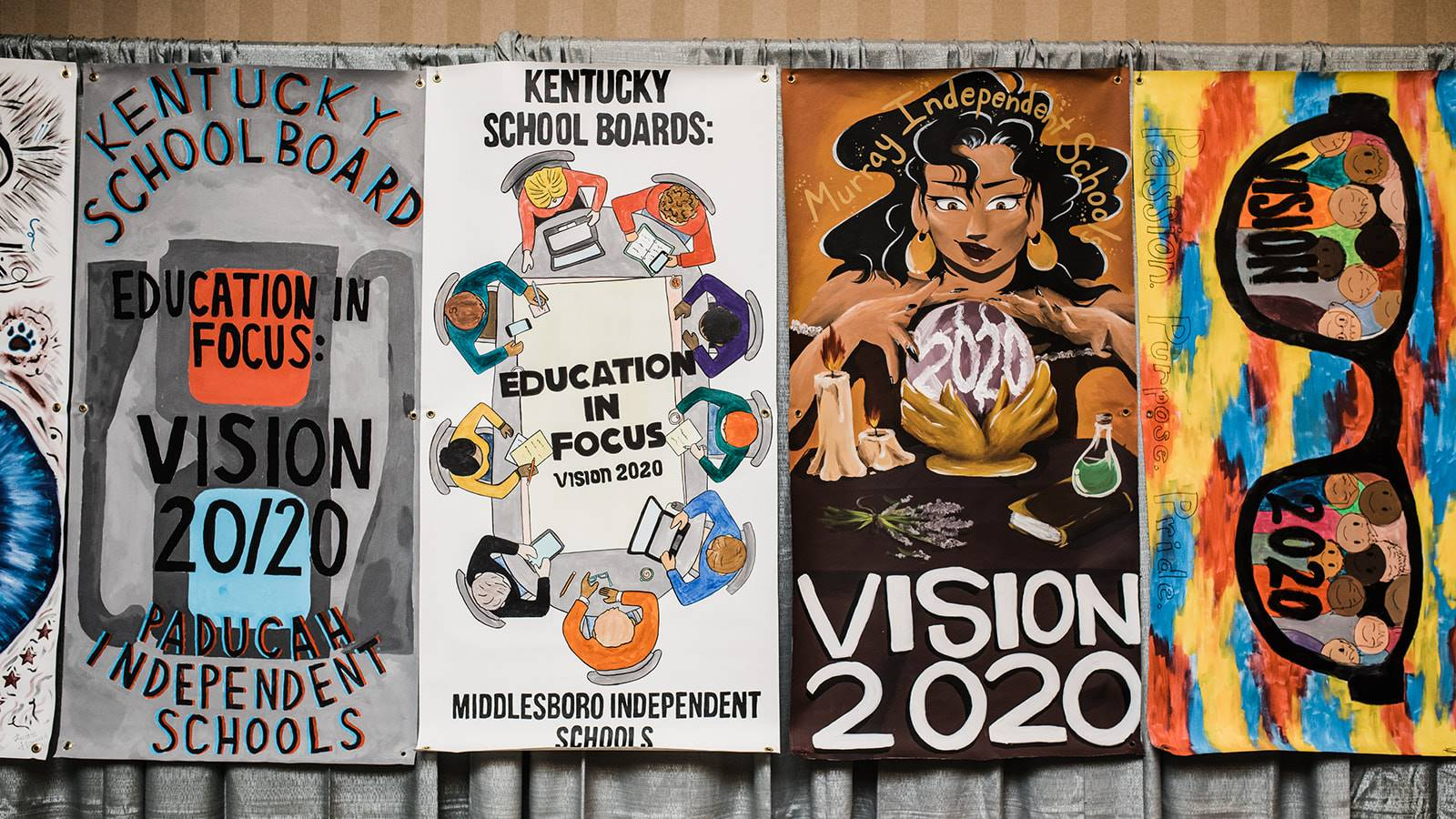 student banners