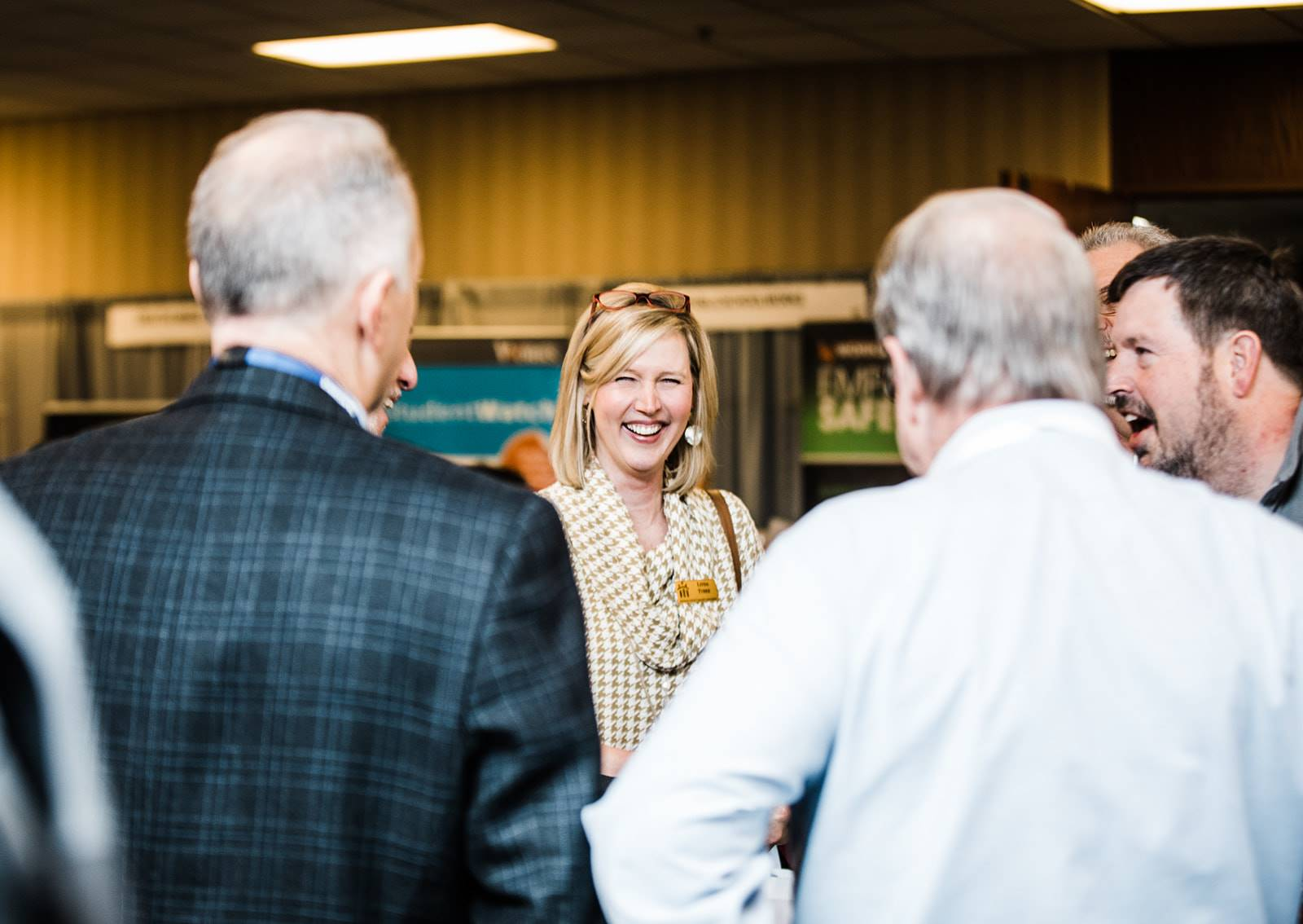 exhibitor tradeshow