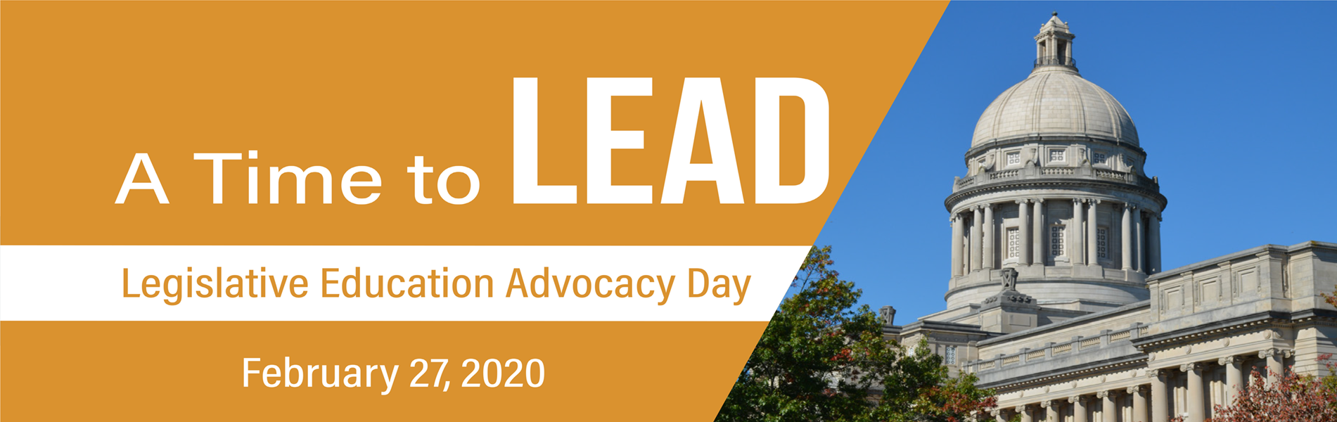 Legislative Education Advocacy Day 2020