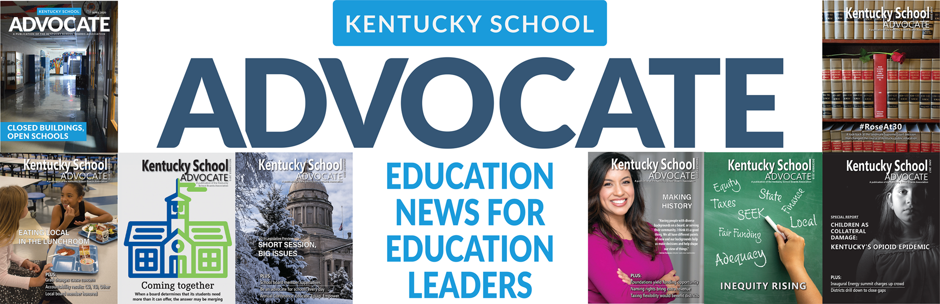 Kentucky School Advocate magazine