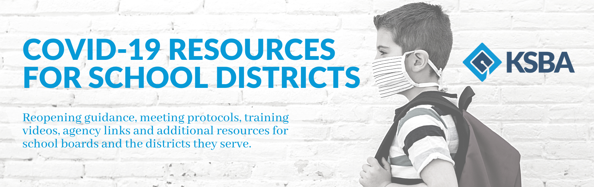 COVID-19 resources for districts