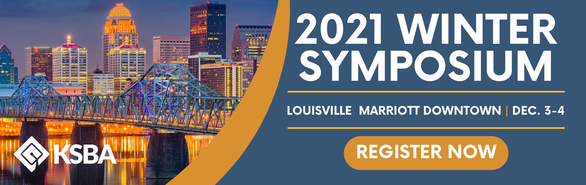 2021 winter symposium