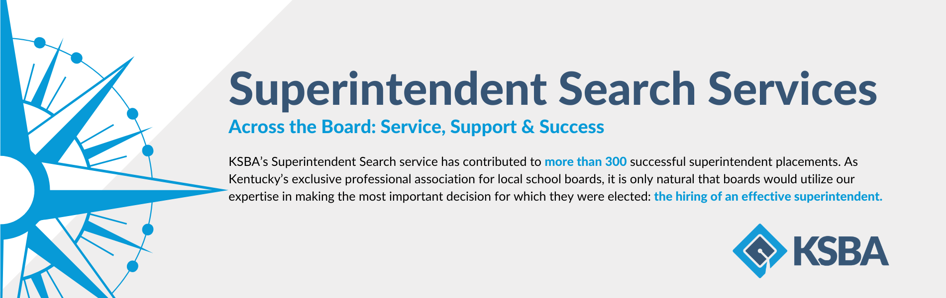 superintendent search service