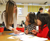 Both tutors and English learners gain insight in Beechwood program
