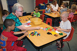 Early learners get an early start