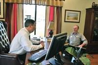 In Conversation With ... In conversation with ... Ricky Line and William Belt