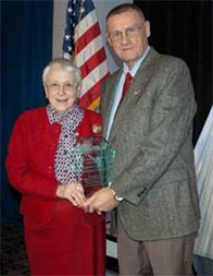 2013 Friend of Education Award winner helps fill financial aid gap