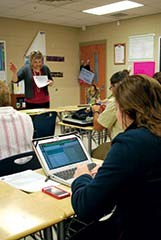 Relevance becomes reality at struggling Knox County school
