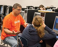 Saturday safety net catches Marshall County middle schoolers