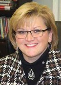 Dr. Rachel Yarbrough   Webster County Schools superintendent