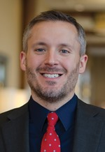 Eric Kennedy, KSBA's director of governmental relations