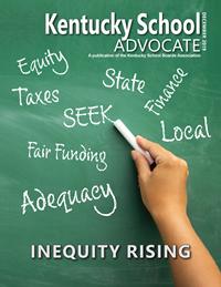 December 2019 Advocate cover