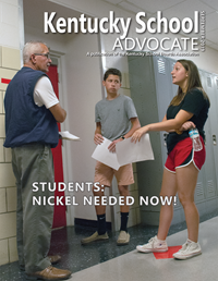 19 September Advocate cover