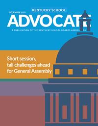 December 2020 Advocate cover