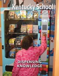 February Advocate cover
