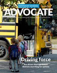 October 2021 Advocate cover