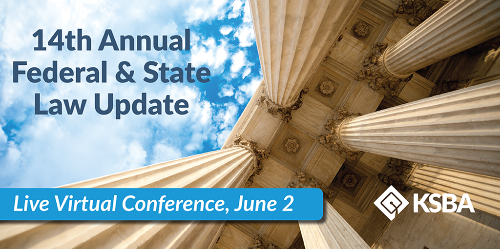 2020 Federal and State Law Update