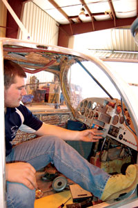 Monroe County students flying high with new course