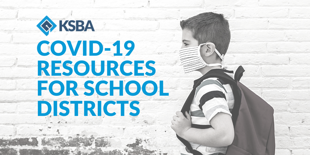 COVID-19 resources for school districts
